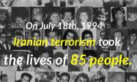 .The 27th Anniversary of the AMIA bombing