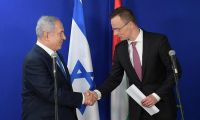 Hungarian diplomatic trade mission opens in Jerusalem
