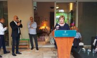 Farewell Reception for Ambassador of Ireland Alison Kelly