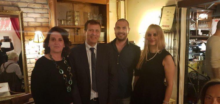 New evening of Authentic Italian Food  with Accademia Italiana della Cucina - Delegazione Tel Aviv