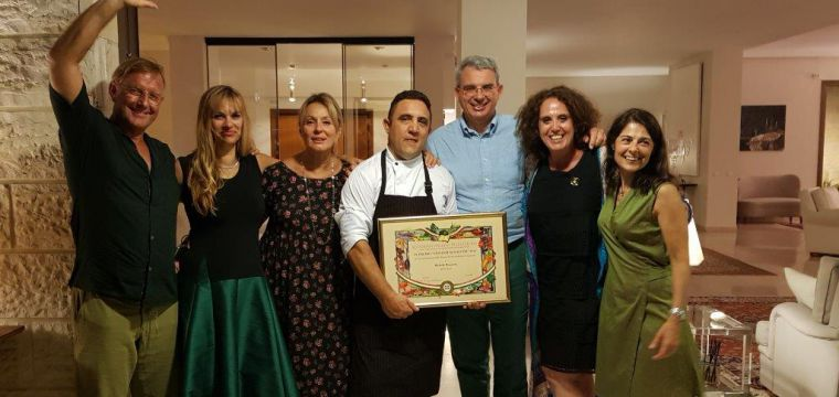 Accademia Italiana Della Cucina Gala Evening. Italy and Good Taste – the Winning Combination