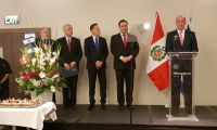 Celebrating 198th National Day of the Republic of Peru at the Sheraton Tel Aviv
