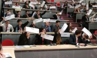Debate for Peace Delegation to MEDIMUN 2019 Concludes with Best Delegate  in the Security Council