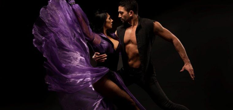״ASTOR TANGO״ in a World Premiere with an original tango music of Astor Piazzolla (from August 19 to 24) in Tel  Aviv !