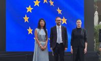 Europe Day Celebrated at the Tel Aviv Museum of Art, Highlighting Collaboration, and the Potential for Regional Peace and Prosperity