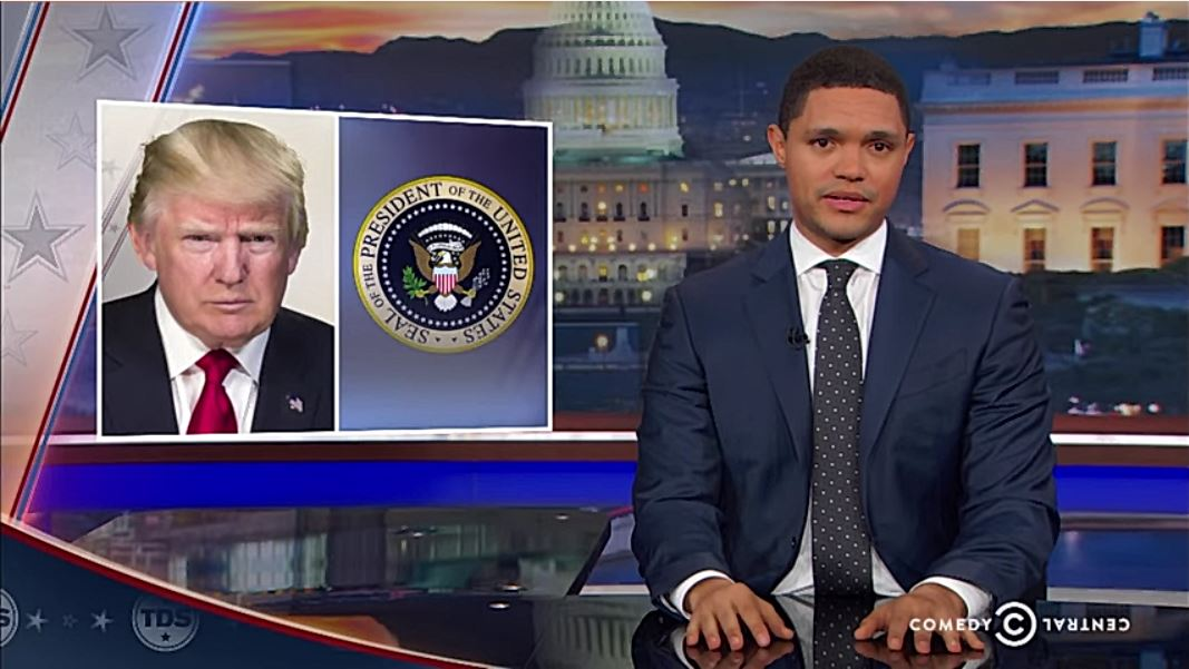 HUMOR: U.S. Diplomacy with Israel, Donald Trump-Style: The Daily Show